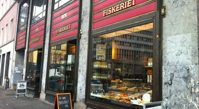 Photo of Seafood Restaurant Fiskeriet Youngstorget at Youngstorget 2b, Oslo 0181, Norway