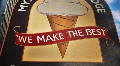 Photo of American Restaurant Mystic Drawbridge Ice-Cream at 2 W Main St, Mystic, CT 06355, United States