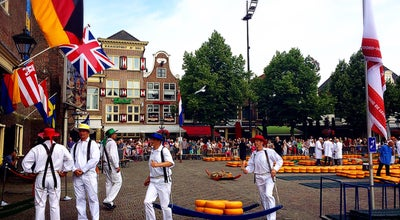 Photo of Historic Site Alkmaar Kaasmarkt at Netherlands
