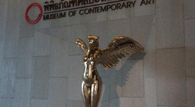 Photo of Art Museum พิพิธภัณฑ์ศิลปะไทยร่วมสมัย (MOCA) Museum Of Contemporary Art at 499/50 Vibhavadi Rangsit Rd, Chatuchak 10900, Thailand