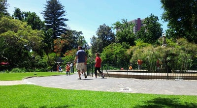 Photo of Botanical Garden Company's Gardens at 19 Queen Victoria Street, Cape Town Central 8001, South Africa