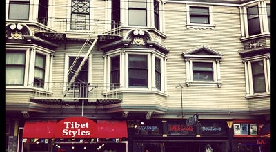 Photo of Neighborhood Haight-Ashbury at Haight St, San Francisco, CA 94117, United States
