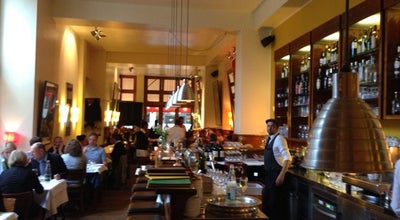 Photo of French Restaurant Entrecote at Schuetzenstr. 5, Berlin 10117, Germany