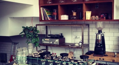 Photo of Cafe Lot Sixty One Coffee Roasters at Kinkerstraat 112, Amsterdam 1053 ED, Netherlands