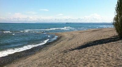Photo of Beach Hamilton Beach at Hamilton, ON, Canada