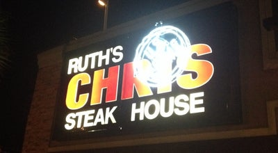Photo of Steakhouse Ruth's Chris Steakhouse at 2525 N. Federal Highway, Fort Lauderdale, FL 33305, United States