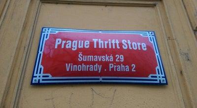 Photo of Thrift / Vintage Store Prague Thrift Store at Šumavská 1000/29, Prague 120000, Czech Republic