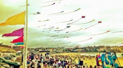 Photo of Park Bondi Park at Campbell Parade, Bondi Beach, NS 2026, Australia