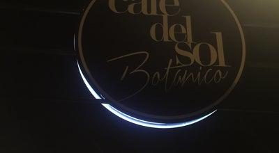 Photo of Italian Restaurant Cafe Del Sol Botanico at Cnr William Nicol & Ballyclare Drive, Bryanston, South Africa