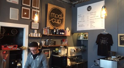 Photo of Restaurant Modcup Cafe at 479 Palisade Ave, Jersey City, NJ 07307, United States