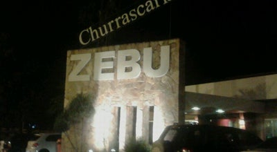 Photo of BBQ Joint Churrascaria Zebu at Av. Tonico Dos Santos, 668, Uberaba 38040-000, Brazil