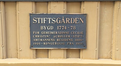 Photo of Monument / Landmark Stiftsgarden at Munkegt. 23, Trondheim 7013, Norway
