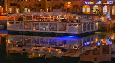 Photo of Restaurant Pier88 Restaurant & Lounge at Abu Tig Marina, El Gouna, Egypt
