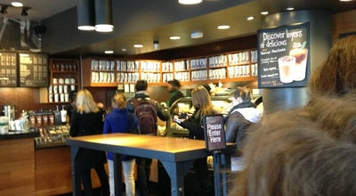 Photo of Coffee Shop Starbucks at 150 Varick St, New York, NY 10013, United States