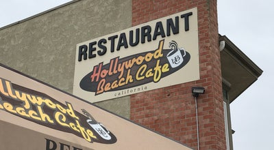 Photo of Cafe Hollywood Beach Cafe at 117 Los Altos Street, Oxnard, CA 93035, United States