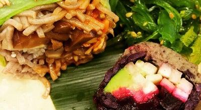 Photo of Vegetarian / Vegan Restaurant Beyond Sushi at 62 W 56th St, New York, NY 10019, United States