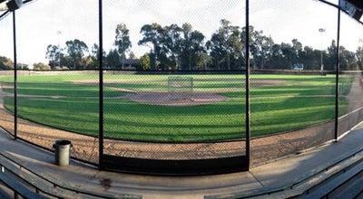 Photo of Baseball Field Baylands Baseball Fields at Palo Alto, CA 94303, United States