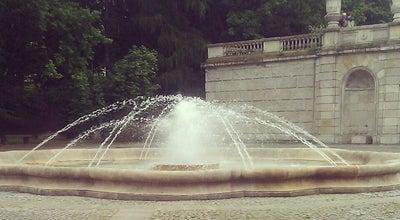 Photo of Park Park Kultury im. marszałka Edwarda Śmigłego-Rydza at Rozbrat, Warszawa, Poland