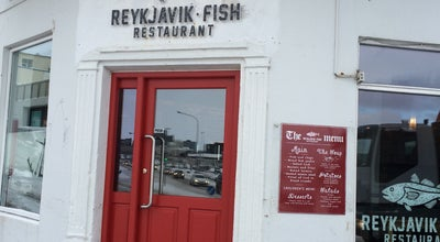 Photo of Seafood Restaurant Fish Restaurant at Ingólfsstræti 8, Reykjavik 101, Iceland