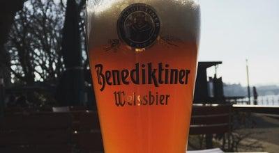 Photo of German Restaurant Konigsbacher Biergarten am Deutschen Eck at Danziger Freiheit 2, Koblenz 56068, Germany