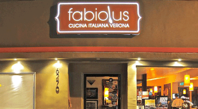 Photo of Italian Restaurant Fabiolus Cucina Italiana Verona at 6270 Sunset Blvd, Hollywood, CA 90028, United States