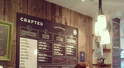 Photo of Cafe Crafted at 135 Ossington Ave, Toronto, ON, Canada