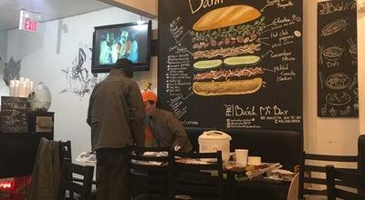 Photo of Vietnamese Restaurant Banh Mi Bar at Canada