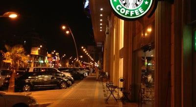 Photo of Coffee Shop Starbucks at Prince Faisal Bin Fahd St. | شارع الأمير محمد بن فهد, Khobar 31952, Saudi Arabia