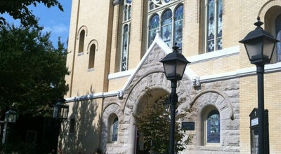 Photo of Church Dumbarton United Methodist Church at 3133 Dumbarton St Nw, Washington, DC 20007, United States