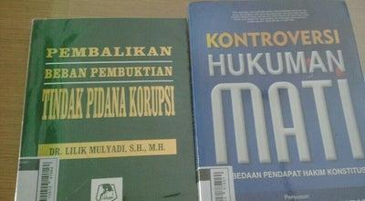 Photo of Library Perpustakaan dan Arsip Daerah Provinsi Kepulauan Riau at Jl. Soekarno Hatta No.26-28, Tanjungpinang, Indonesia
