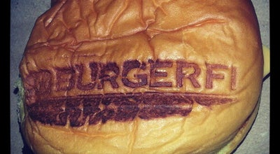 Photo of American Restaurant BurgerFi at 538 S Park Ave, Winter Park, FL 32789, United States