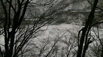 Photo of Lake 薗原湖 at 利根町園原, 沼田市, Japan