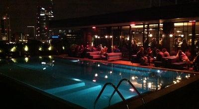 Photo of Italian Restaurant Ceresio 7 Pools & Restaurant at Via Ceresio 7, Milan 20154, Italy