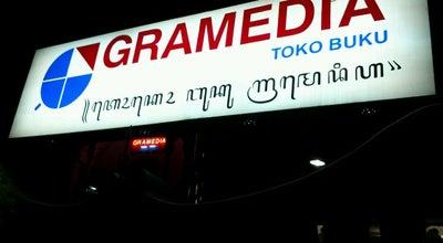 Photo of Bookstore Gramedia at Jl. Brigjen Slamet Riyadi No. 284, Surakarta, Indonesia