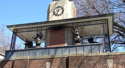 Photo of Monument / Landmark Delacorte Clock at 5 Avenue A, New York, NY 10009, United States