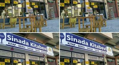 Photo of Bookstore Sinada Kitabevi at Cumhuriyet Mah, Afyonkarahisar 03030, Turkey