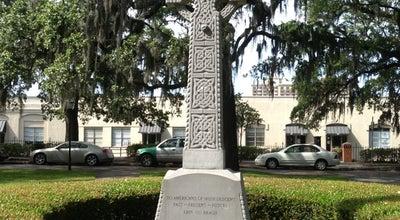 Photo of Park Emmet Park at Bay Street, Savannah, GA 31401, United States