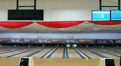 Photo of Bowling Alley Asia point bowling centre at Myanmar