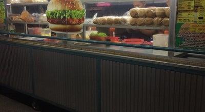 Photo of Burger Joint SY Cahaya Sentosa Burger at Jalan Bukit Sentosa 1, Rawang 48300, Malaysia