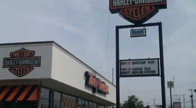 Photo of Motorcycle Shop Knoxville Harley-Davidson at 5800 Clinton Hwy, Knoxville, TN 37912, United States
