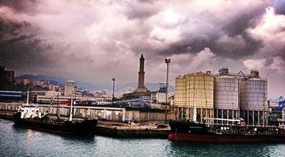 Photo of Travel and Transport Porto di Genova at Via Della Mercanzia, 2, Genova 16123, Italy
