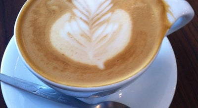 Photo of Cafe Transcend Coffee at 9869 62 Ave Nw, Edmonton T6E 0E4, Canada
