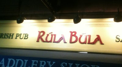 Photo of Irish Pub Rula Bula at 401 S Mill Ave, Tempe, AZ 85281, United States