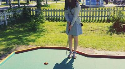 Photo of Golf Course Nallikarin minigolf at Finland
