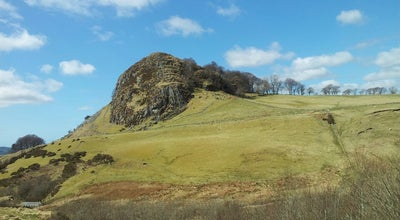 Photo of Rock Climbing Spot Loudoun Hill at United Kingdom