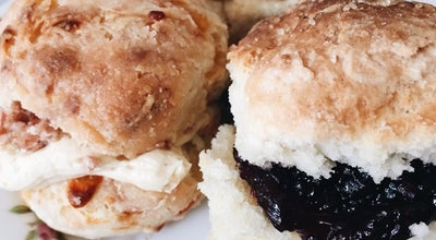 Photo of American Restaurant Callie's Hot Little Biscuit at 476 1/2 King St, Charleston, SC 29403, United States