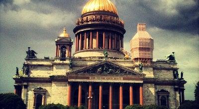 Photo of Monument / Landmark Saint Isaac's Square at Исаакиевская Пл., St. Petersburg 190000, Russia