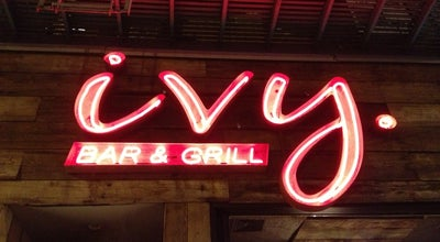 Photo of American Restaurant Ivy Bar & Grill at 944 8th Ave, New York, NY 10019, United States