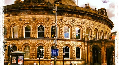 Photo of Monument / Landmark Leeds Corn Exchange at Call Lane, Leeds LS1 7BR, United Kingdom