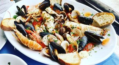 Photo of Italian Restaurant La Fontelina at I Via Faraglioni, Capri, Italy